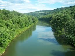 The utopian river J. Hector St. John De Crèvecoeur writes about